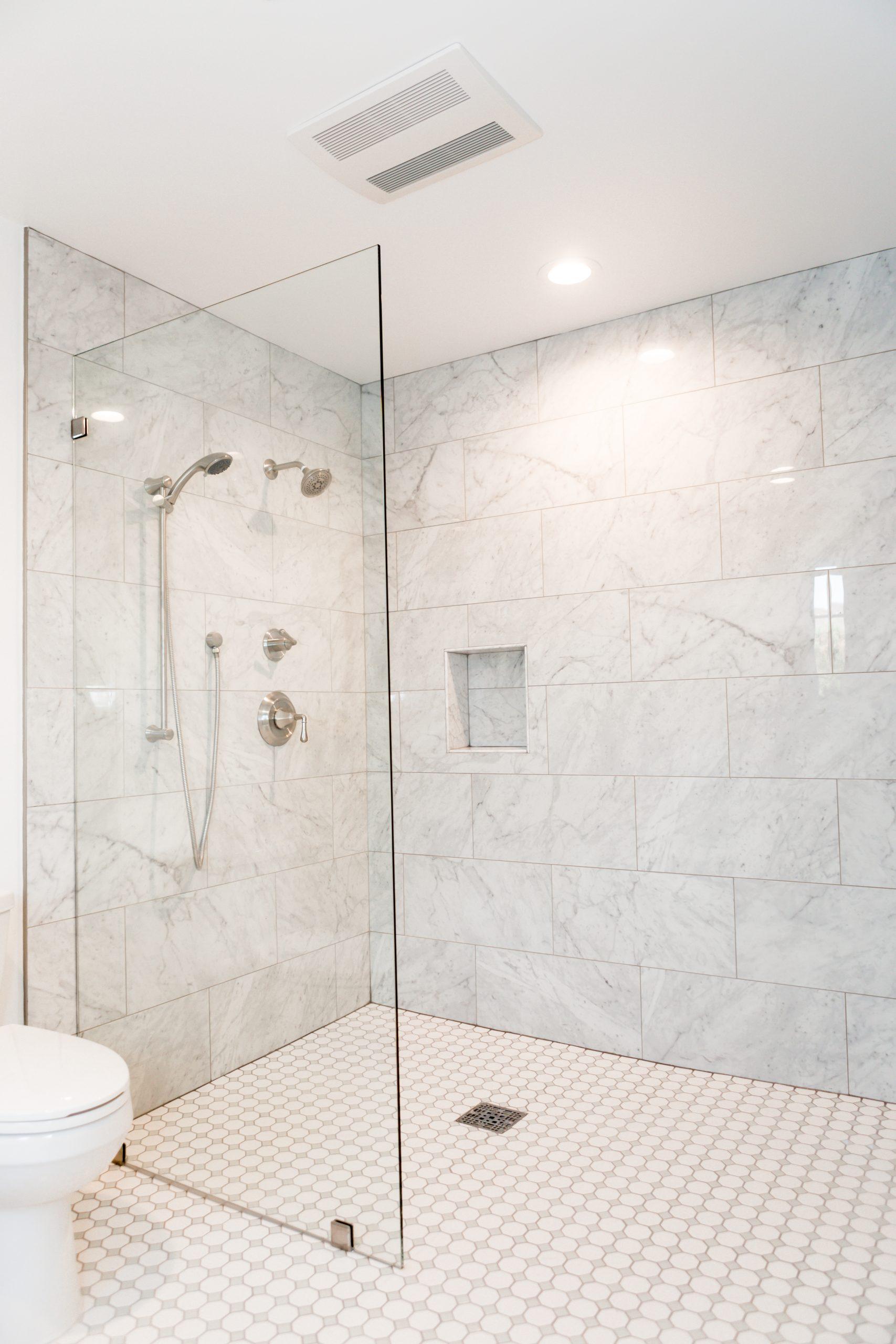 custom designed bathroom remodel in Temple City